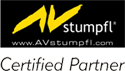 AV Stumpfl Certified Partner logo